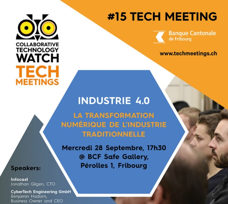 Techmeeting #15